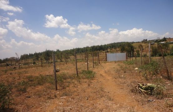 Prime Plots for Sale in at Kamangu-Kikuyu