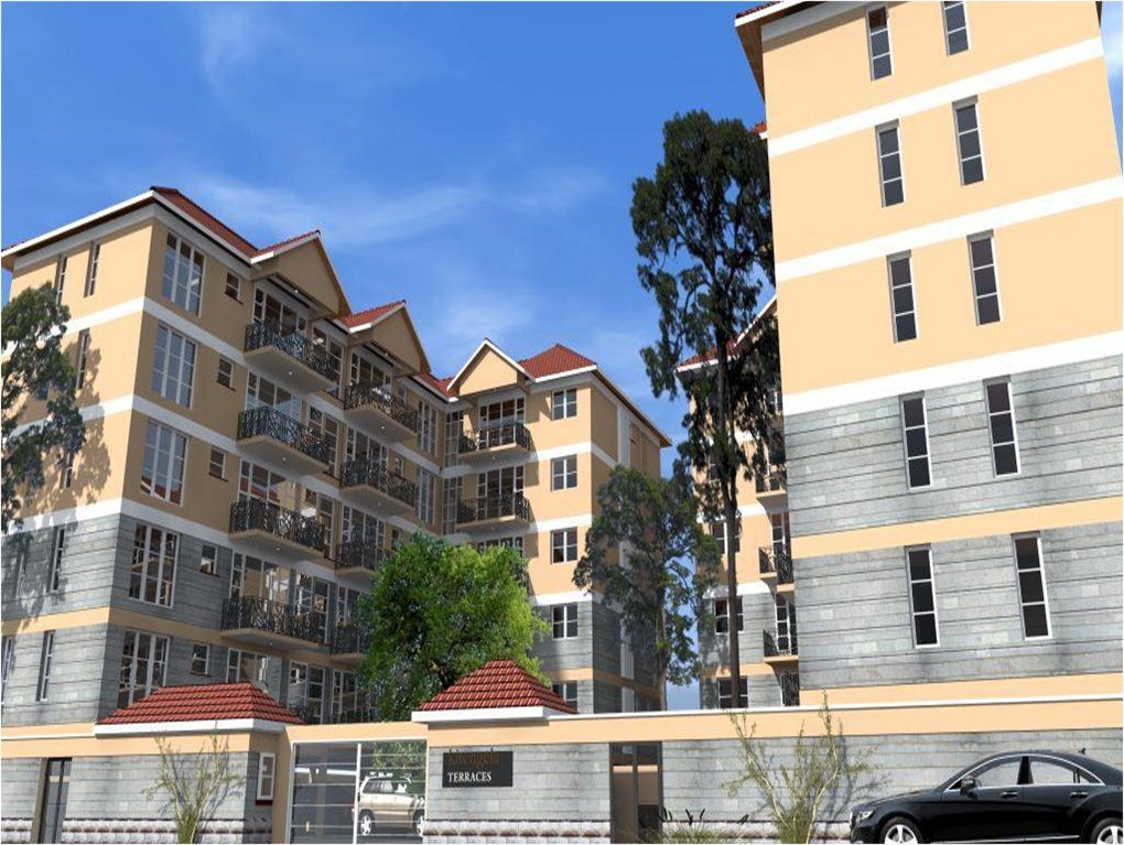 2 Bedroom Apartments for Sale in Kitengela