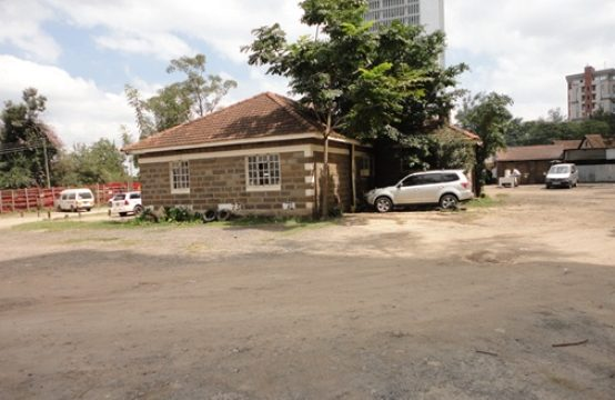 Commercial Space to let in Upperhill