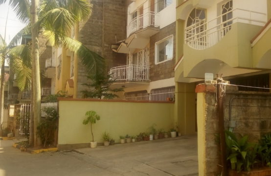 3 bedroom apartment to let in Parklands