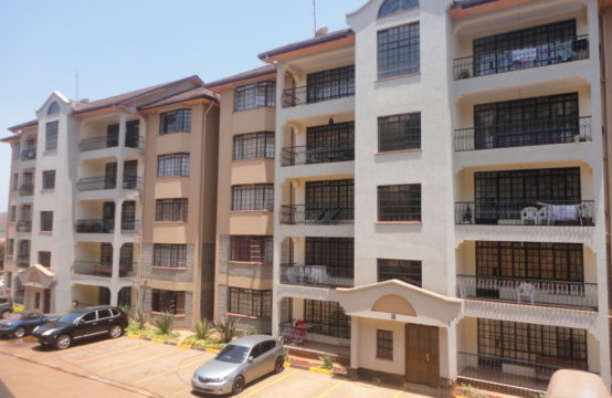 3 bedroom apartment to let in Kiambu road