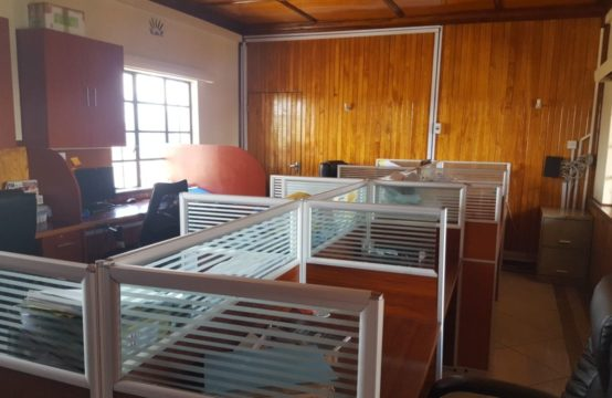 Office space to let in Industrial area