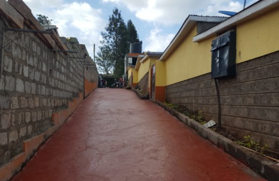 New Bedsitters for rent in Lower Kabete