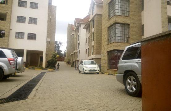 Executive 2 bedroom apartment to let along Naivasha road