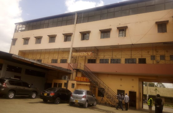 Offices/Storage space to let in Industrial area