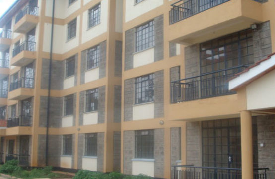 3 bedroom apartment for sale in Kiambu town