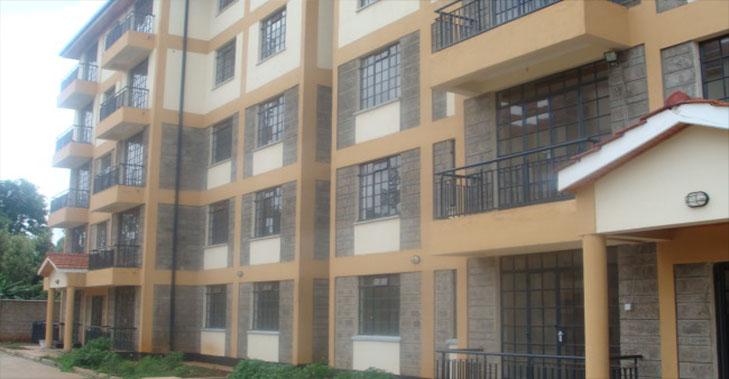 3 bedroom apartment for sale in Kiambu town