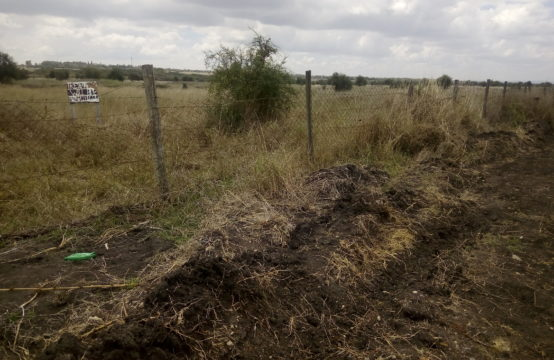 100 acres for sale in Kitengela