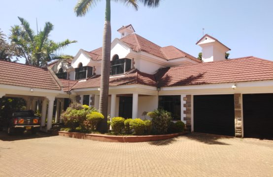 5 bedroom houses to let in Nyari estate
