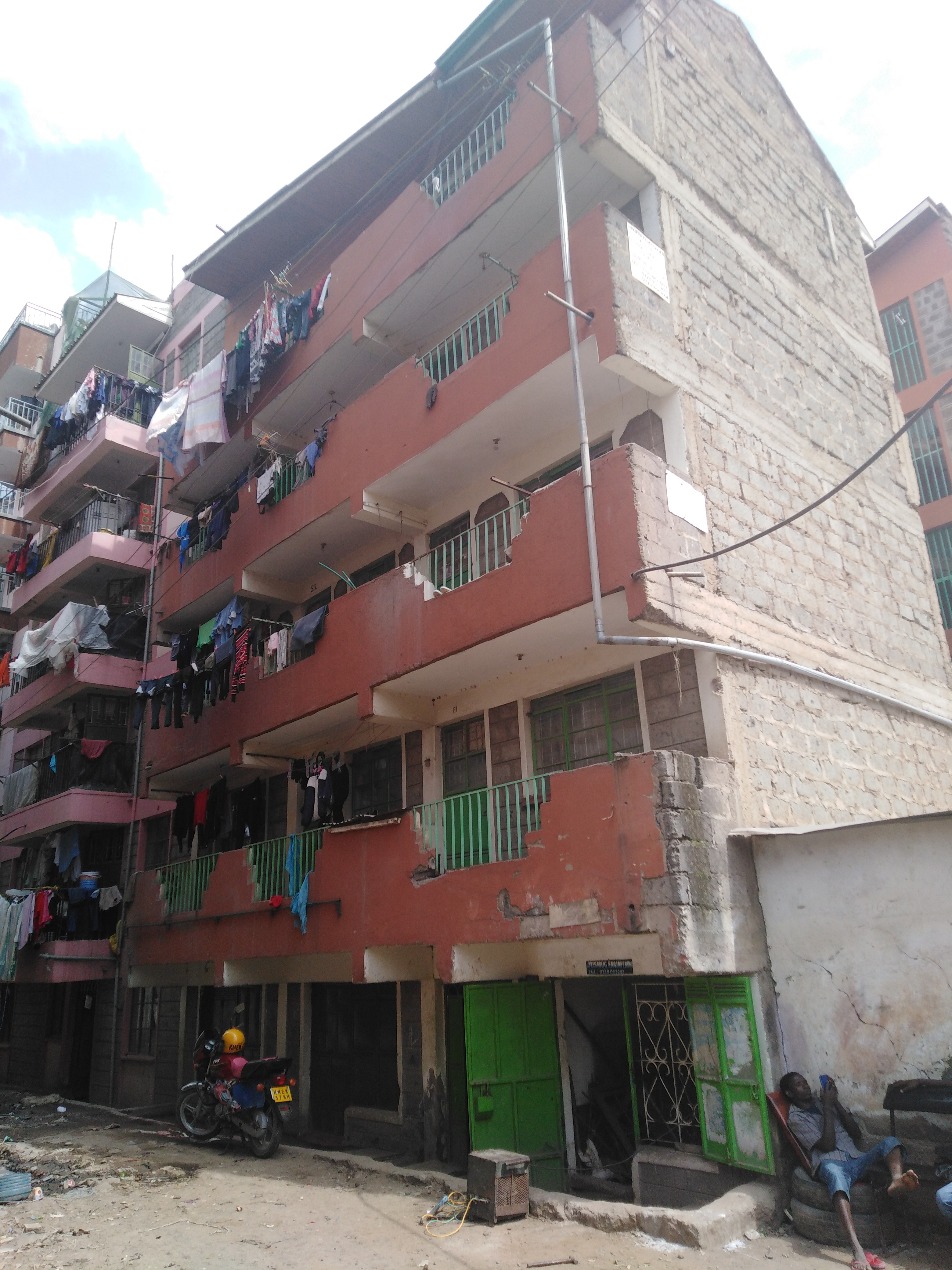 Block of apartment for sale in Embakasi
