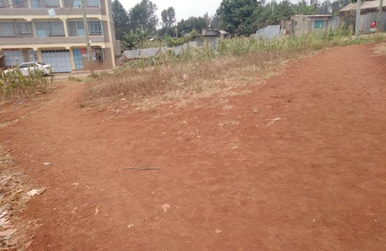 1/8 acre plot for sale in Marurui