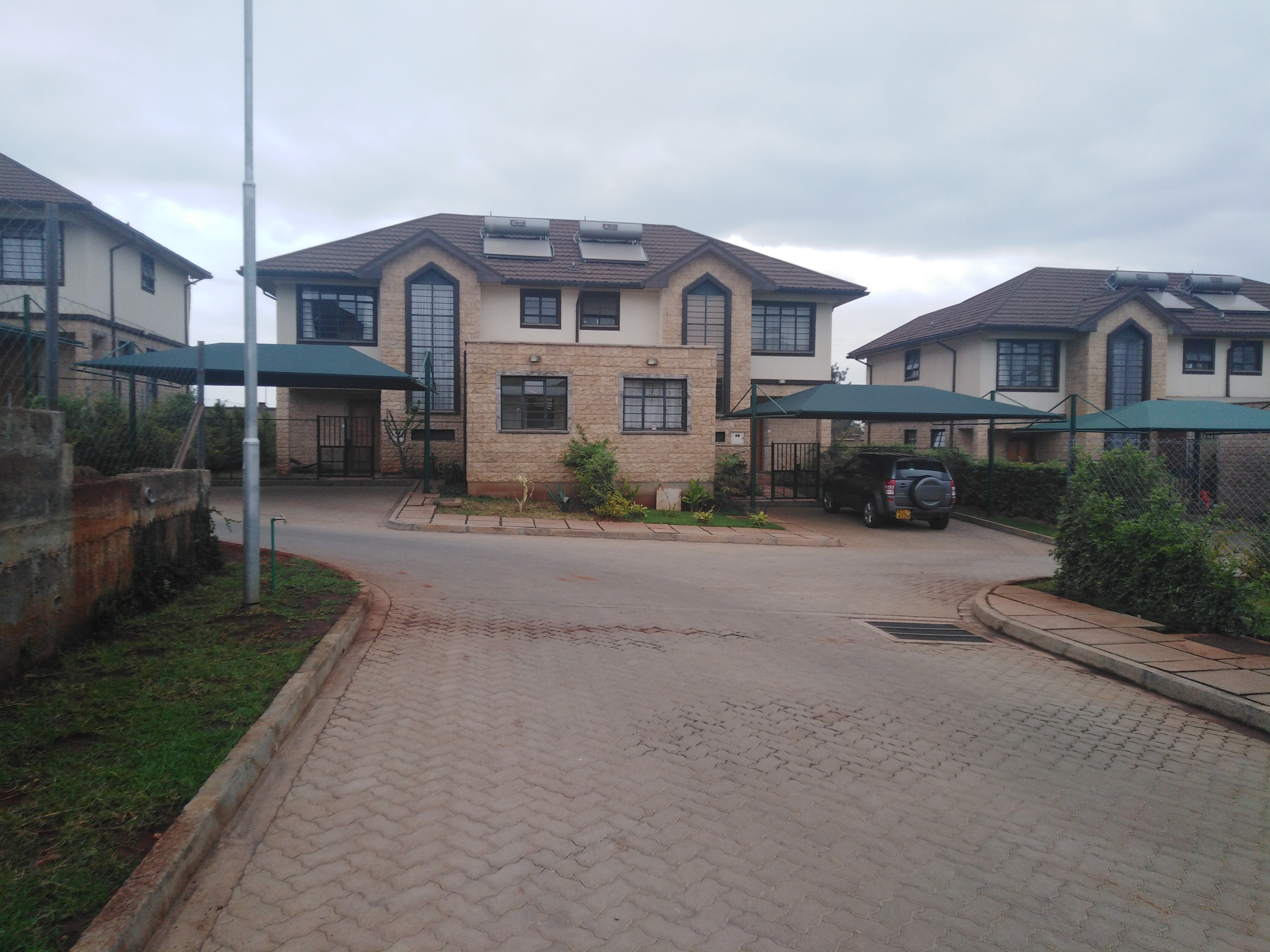 3 bedroom house to let in Edenville phase 2
