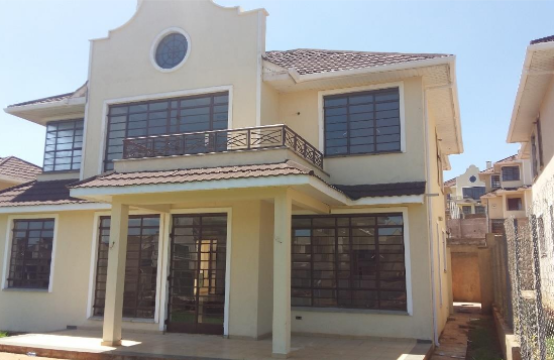 4 bedroom house with a dsq for sale in Runda