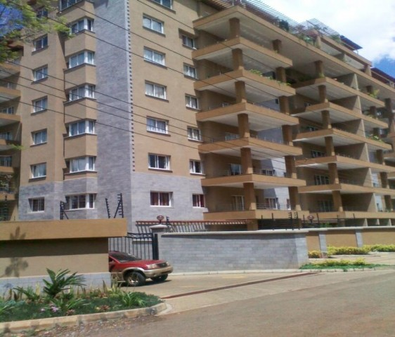 3 bedroom apartment to let in Kileleshwa