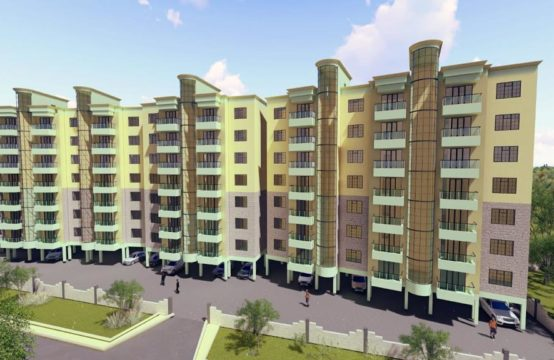 2 bedroom apartments for sale along Karura – Kihara road