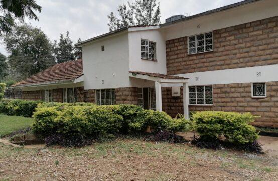 7 bedroom house for rent in Mushroom estate Kiambu road